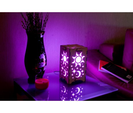 Best long distance gifts - touch lamps