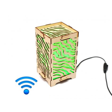 long-distance-touch-lamp-with-cracks-green