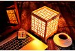 long-distance-friendship-lamp-with-geometric-rectangles-orange-in-the-dark