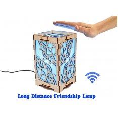 Long Distance Rectangle Lamp with Mandala