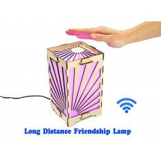 Long Distance Lamp with Sunlight